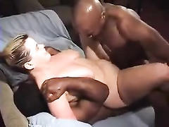 Thick Mature Wife Interracial Cuckold Gangbang