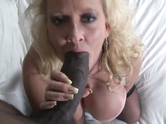 Big titted blonde Queen Of Spades Mom mandingo anal